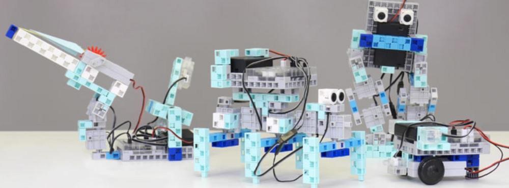Dans quels cas choisir le robot kit ?